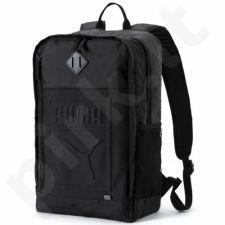 Kuprinė Puma S Backpack  075581 01 juoda