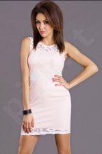 Emamoda suknelė - rožinė 6821-3