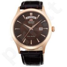 Vyriškas laikrodis Orient FEV0V002TH