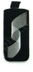 16-B1 LINE universalus dėklas N6700 Telemax juodas