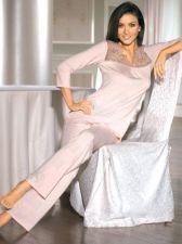 Pižama SANDY (persikų spalvos)