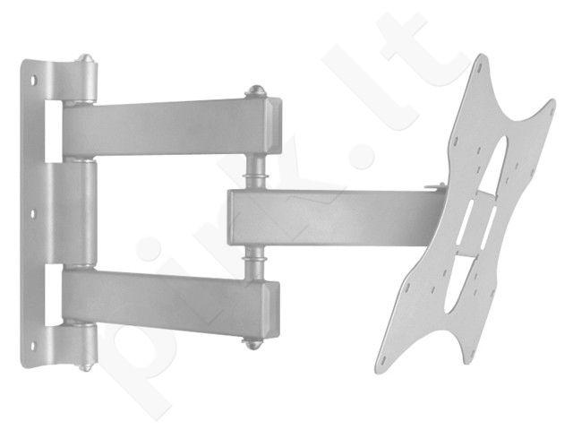 TV laikiklis M VESA Flexarm IIII Tilt Silver 200x100 200x200