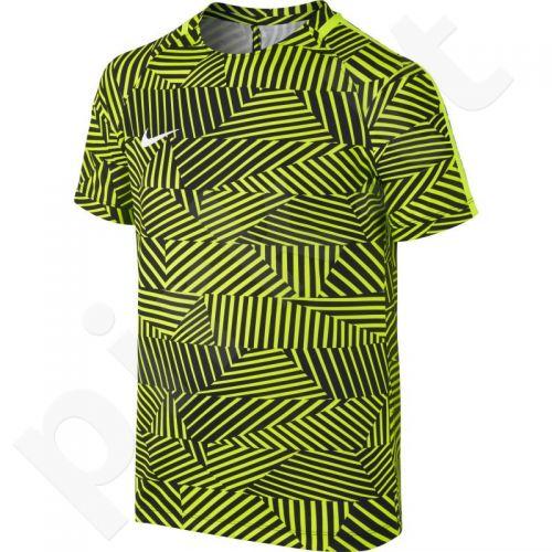 Marškinėliai futbolui Nike Dry Squad Football Top Jr 807246-702