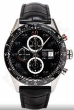 TAG HEUER CARRERA A laikrodis-chronometras CALIBRO 1887 CAR2A10FC6235