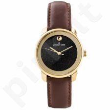 Moteriškas laikrodis Jordan Kerr 8149L/IPR/BROWN