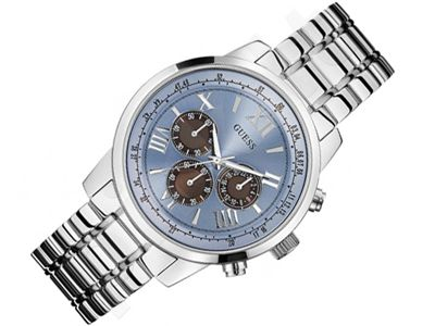 Guess Horizon W0379G6 vyriškas laikrodis-chronometras
