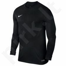 Marškinėliai futbolui Nike PARK VI LS Junior 725970-010