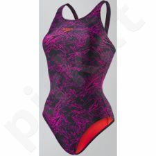 Maudymosi kostiumėlis Speedo Boom Allover Muscleback W 8-10818B388