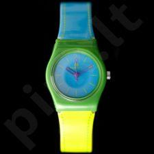 Spalvotas Perfect laikrodis PFS01MG