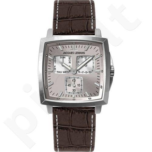 Vyriškas laikrodis Jacques Lemans Milano 1-1474D