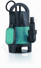Panardinamas elektrinis vandens siurblys nešvariam vandeniui PD 400-1