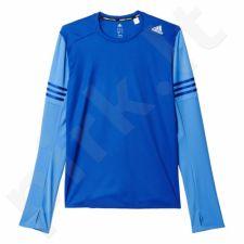 Marškinėliai bėgimui  Adidas Response Tee M AX6483