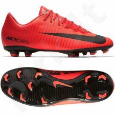 Futbolo bateliai  Nike Mercurial Vapor XI FG Jr 903594-616