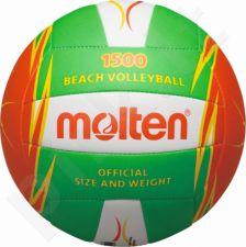 Tinklinio kamuolys beach training V5B1500-LO sint. oda