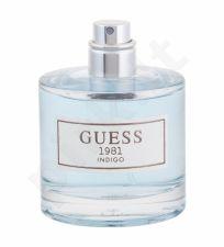 GUESS Guess 1981, Indigo, tualetinis vanduo moterims, 50ml, (Testeris)