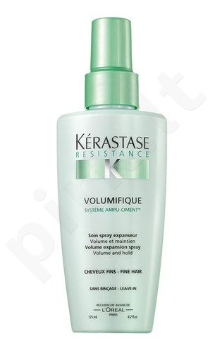 Kerastase Resistance Volumifique Volume Expansion purškiklis, kosmetika moterims, 125ml