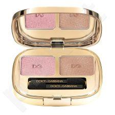 Dolce & Gabbana The akių šešėliai Duo, kosmetika moterims, 5g, (110 Stromboli)