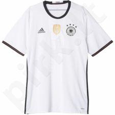 Marškinėliai futbolui Adidas Germany DFB Home Authentic AA0148