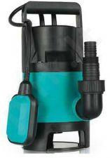 Panardinamas elektrinis vandens siurblys nešvariam vandeniui P400LD-7