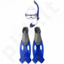 Nardymo rinkinys Speedo Glide Mask, Fins, Snorkel Set 8-016595052