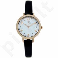 Moteriškas laikrodis Jordan Kerr PT-11799/IPRG/BLACK