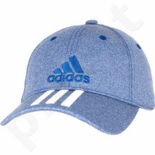 Kepurė  su snapeliu Adidas 6 Panel 3-Stripes Melange Cap BK0801