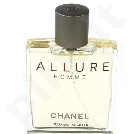 Chanel Allure Homme, tualetinis vanduo (EDT) vyrams, 50 ml