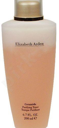 Elizabeth Arden Ceramide Purifying Toner, kosmetika moterims, 200ml