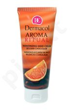 Dermacol Aroma Ritual rankų kremas Belgian Chocolate, kosmetika moterims, 100ml