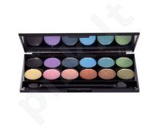 Sleek MakeUP I-Divine akių šešėliai Palette, kosmetika moterims, 13,2g, (594 Original)