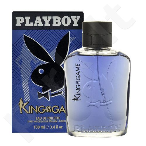 Playboy King of the Game, EDT vyrams, 100ml
