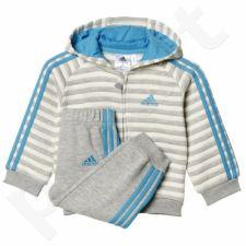 Sportinis kostiumas  Adidas Winter Full Zip Hooded Jogger Kids AY6151