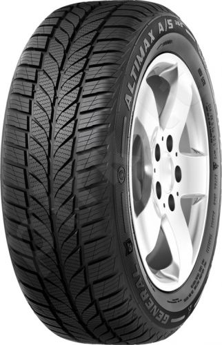 Universalios General Tire ALTIMAX AS 365 MS R18