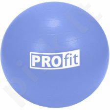 Gimnastikos kamuolys PROFIT  85cm mėlyna DK 2102
