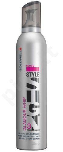 Goldwell Style Sign Gloss Glamour Whip, 300ml, kosmetika moterims [Stiffening blizgesio suteikainčios putos]