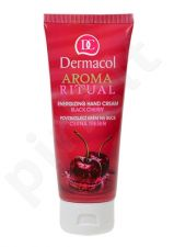 Dermacol Aroma Ritual rankų kremas Black Cherry, kosmetika moterims, 100ml