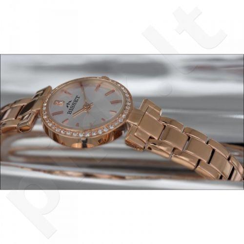 Moteriškas laikrodis BISSET Lalalush BSBE08RISX03BX
