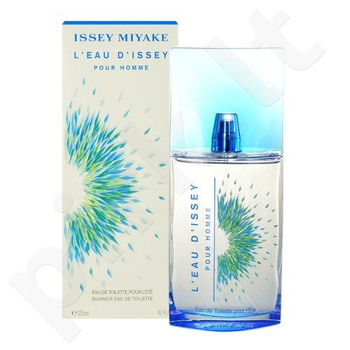 Issey Miyake L´Eau D´Issey Summer 2016, EDT vyrams, 125ml