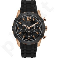 Guess Caliber W0864G2 vyriškas laikrodis-chronometras