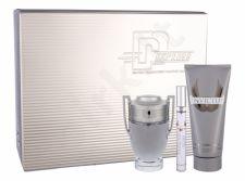 Paco Rabanne Invictus, rinkinys tualetinis vanduo vyrams, (EDT 50 ml + EDT 10 ml + dušo želė 100 ml)