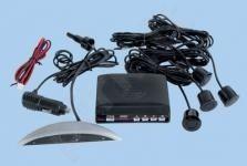 Parkavimo sistema 4 sensorių (garsėjantis atbulinės eigos signalizatorius)