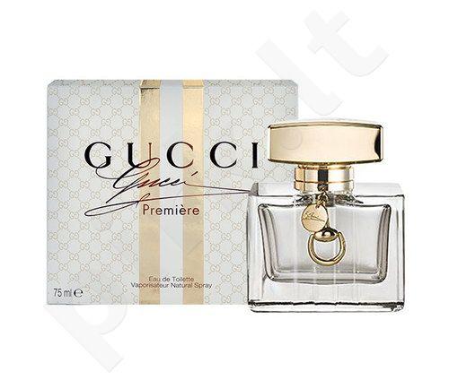 Gucci Premiere, EDT moterims, 75ml, (testeris)