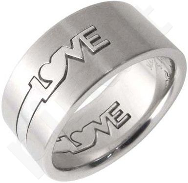 MANUEL ZED MY LOVE G2031_000012 žiedas
