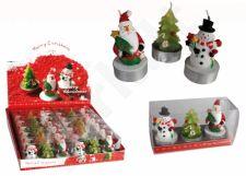 Kalėdinių žvakučių rinkinys