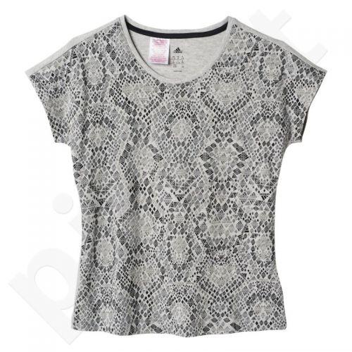 Marškinėliai Adidas Wardrobe Fun Junior AB4035