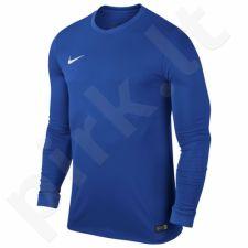 Marškinėliai futbolui Nike PARK VI LS Junior 725970-463