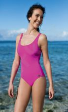 Maudymosi kostiumėlis moterims BASIC 2104 43 36B pink