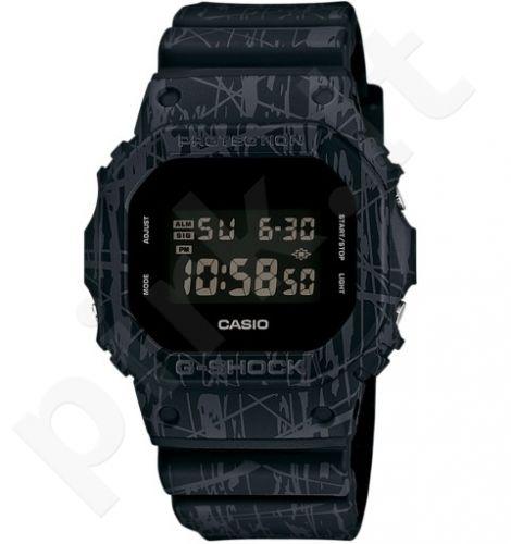 Vyriškas laikrodis Casio G-Shock DW-5600SL-1ER