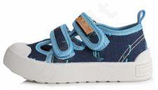 D.D. step mėlyni batai 20-25 d. csb-115a