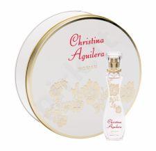 Christina Aguilera Woman, rinkinys kvapusis vanduo moterims, (EDP 30 ml + Box)